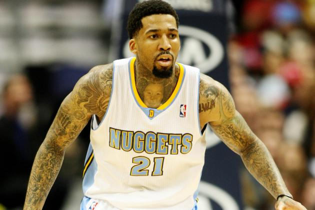 Wilson Chandler Becomes 3rd Nugget out Tonight