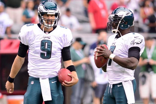Michael Vick vs. Nick Foles: Who Should Be Eagles' Starting QB?
