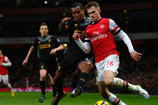 Why Holding Midfielder Is Aaron Ramsey's Best Role at Arsenal