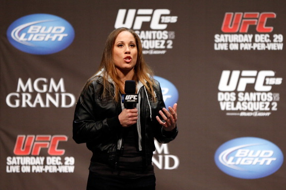 If Liz Carmouche Defeats Ronda Rousey Don't Expect a Catchweight Cyborg Bout