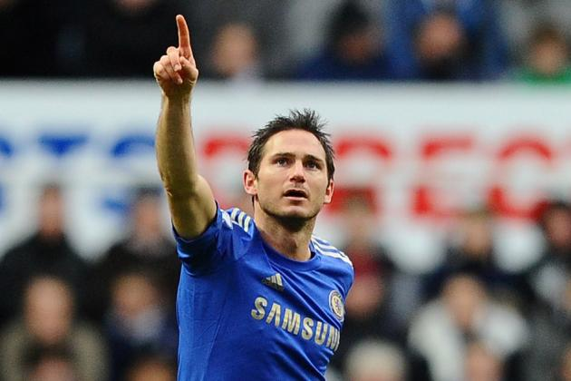 Frank Lampard: Why Chelsea Shouldn't Extend His Contract