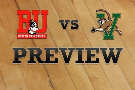Boston University vs. Vermont: Full Game Preview