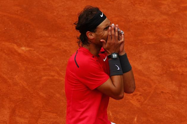 Rafael Nadal Can Still Be a Major Force in the 2013 Season