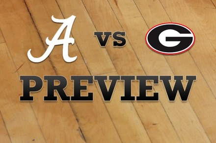 Alabama vs. Georgia: Full Game Preview