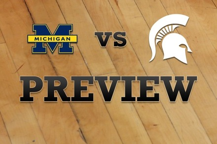 Michigan vs. Michigan State: Full Game Preview