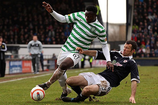 Arsenal Scouting Celtic's Victor Wanyama with a View to Signing Mid in Summer