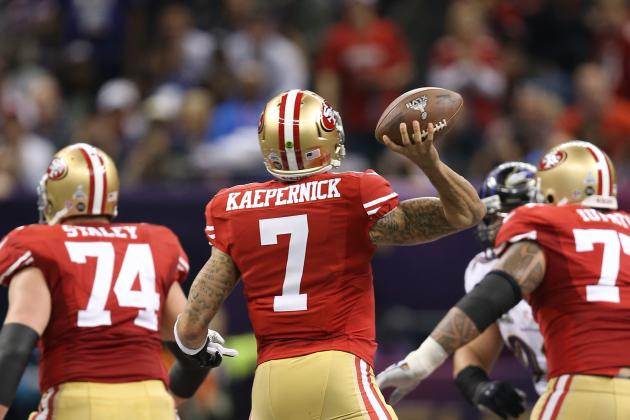 How the 49ers Can Ensure Colin Kaepernick Develops into an Elite NFL Quarterback