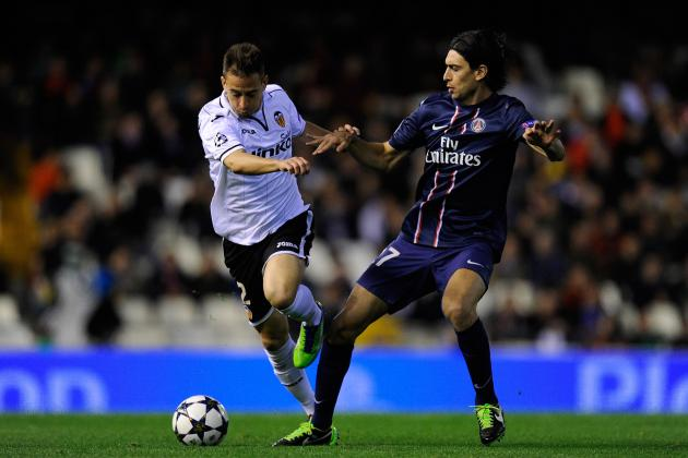PSG Waste Golden Opportunity in Champions League Win at Valencia