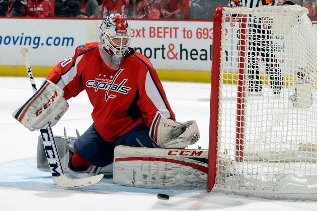 Washington Capitals: Holtby vs Neuvirth Head to Toe Breakdown