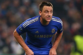 John Terry Tells Chelsea Team-Mates Only Europa League Triumph Will Do