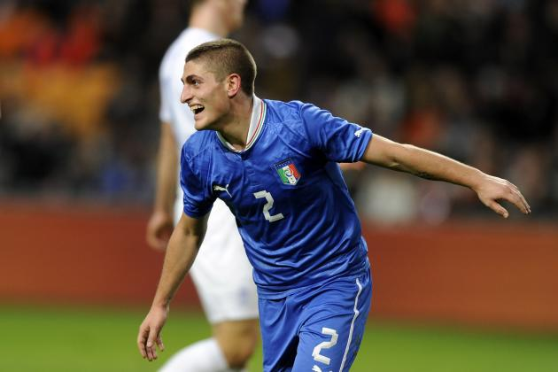 Scouting Marco Verratti: PSG and Italy Midfielder with a Bright Future