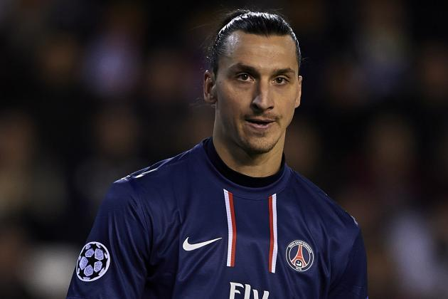Red Cards for Zlatan Ibrahimovic, Marco Verratti Change Makeup of 2nd Leg