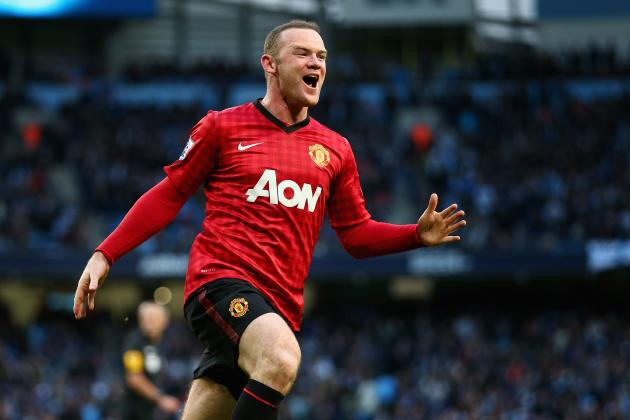 Real Madrid vs. Manchester United: Rooney Key to Red Devils Winning at Bernabeu