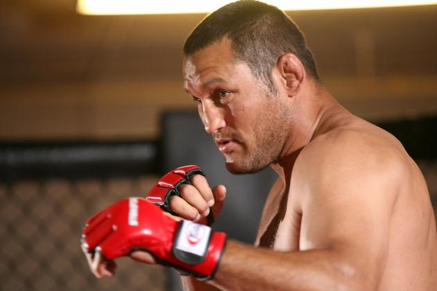 Dan Henderson 100 Percent Ready to Go Against Lyoto Machida at UFC 157