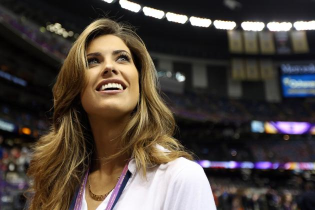 Katherine Webb's SI Swimsuit Edition Inclusion a Sign of Meteoric Rise