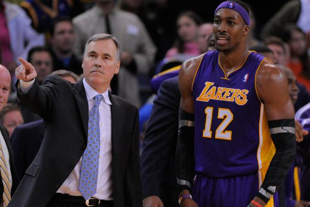 Mike D'Antoni Supports Dwight Howard to Play in All-Star Game