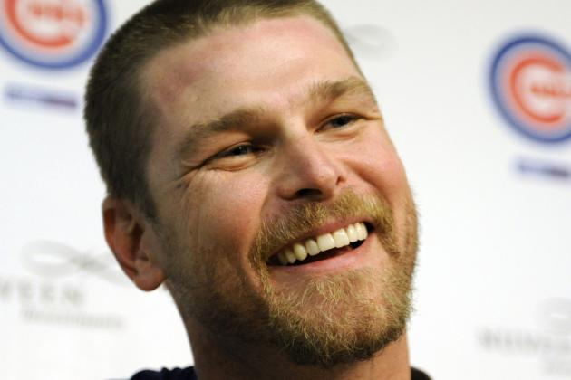 Kerry Wood Happy Just Helping out