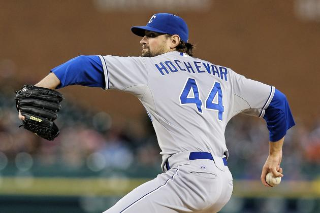 Royals' Hochevar Says Delivery Flaw Has Held Him Back