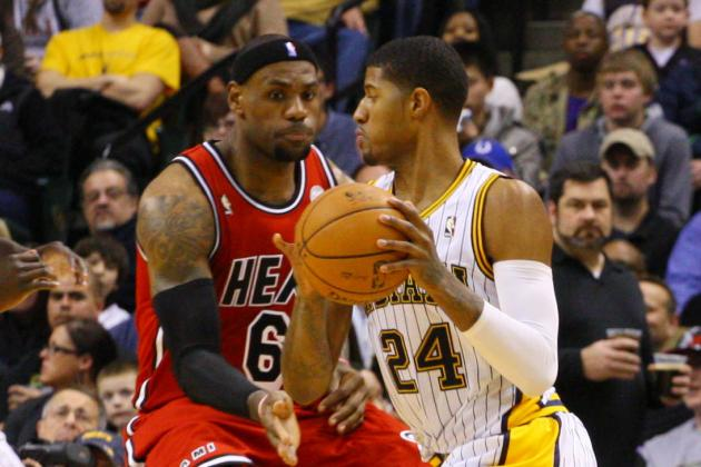 Why Indiana Pacers Threaten Miami Heat's Eastern Conference Title