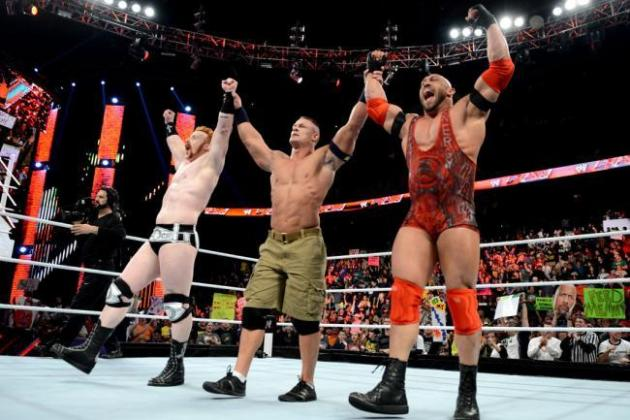 WWE Elimination Chamber: Why The Shield Doesn't 'Need' a Victory at the PPV
