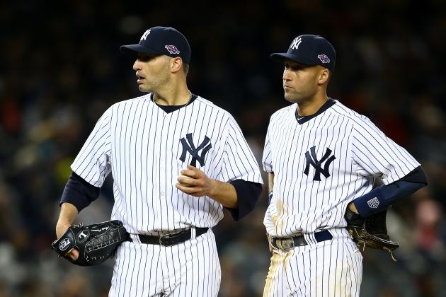 Will Experience/Leadership or Father Time Win out in Yankees' Age War?