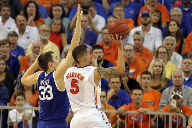 Florida Gators Rout Kentucky in SEC Basketball Showdown