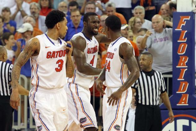 Gators Used Balanced Effort to Run Away from No. 25 Kentucky