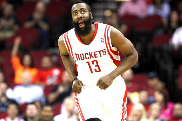 Houston Rockets vs. Golden State Warriors: Live Score, Results and Highlights