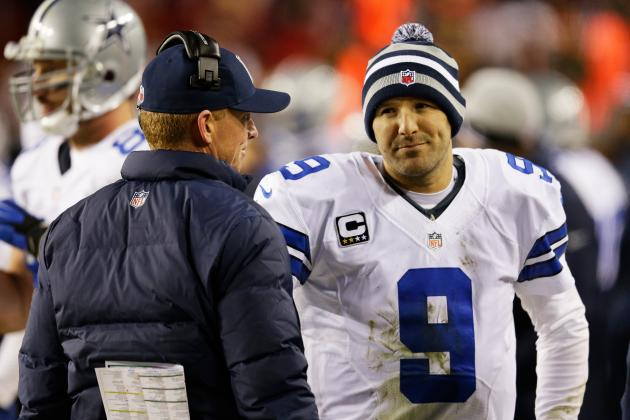 Tony Romo: Cowboys in Between a Rock and a Hard Place with Controversial QB