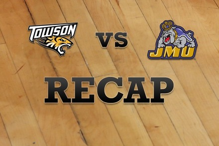 Towson vs. James Madison: Recap, Stats, and Box Score