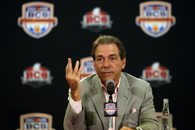 Alabama Football: Saban Should Dismiss Arrested Players from Tide Program