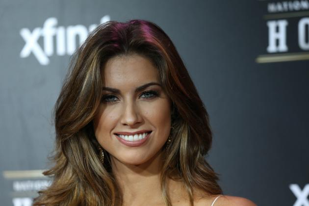 AJ McCarron Girlfriend: SI Swimsuit Issue Next Step for Katherine Webb's Fame