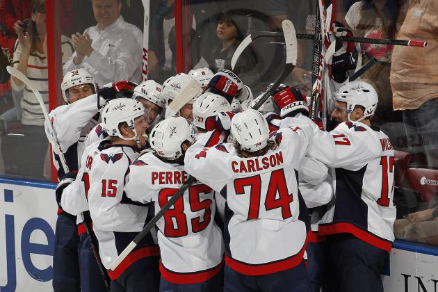 Washington Capitals: Caps Win Second Straight with Dramatic Comeback at Florida