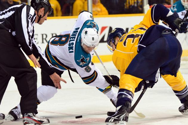 Predators 1, Sharks 0, OT