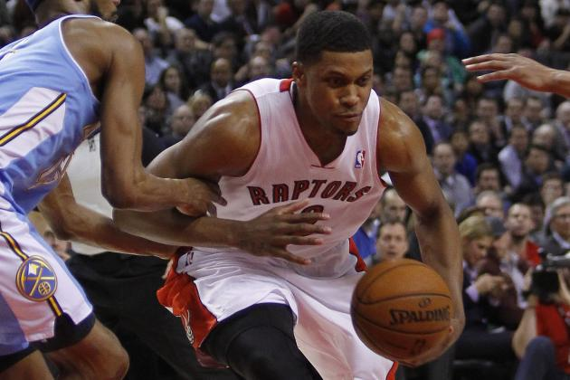 Rudy Gay Hits Game-Winning Basket as Raptors Win Third Straight
