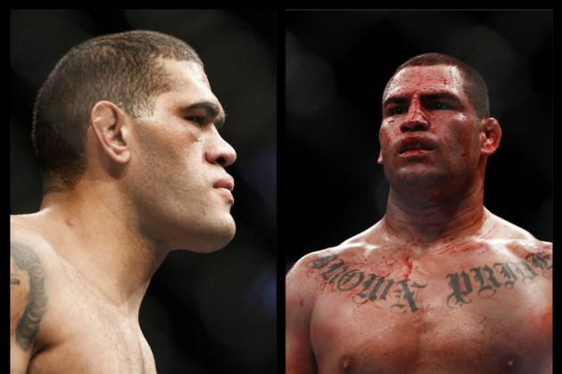 Cain Velasquez vs. Bigfoot Silva II Confirmed for UFC 160
