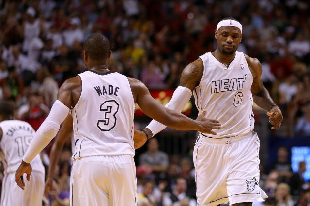 Why Miami Heat Shouldn't Worry About Regular-Season Struggles