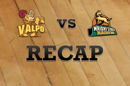 Valparaiso vs. Wright State: Recap, Stats, and Box Score