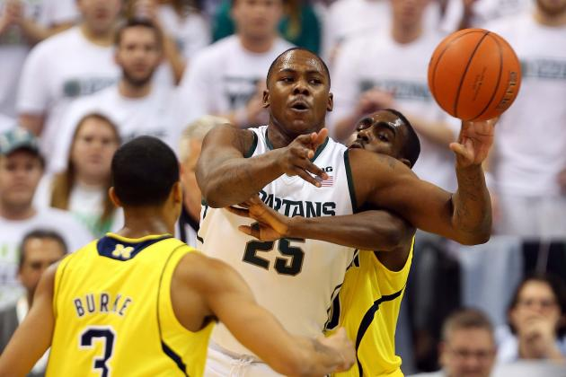 Rapid Reaction: Michigan St. 75, Michigan 52