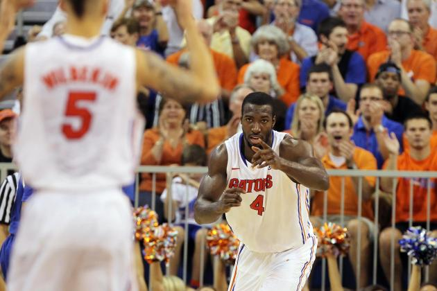 No. 7 Florida Dominant in Home Win vs. Kentucky