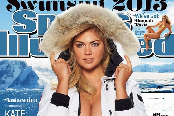 Kate Upton: Campaign with Accessory Chain Yet Another Stepping Stone for Model