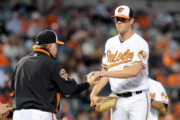 Why the Orioles Should Sell High on Brian Matusz Now