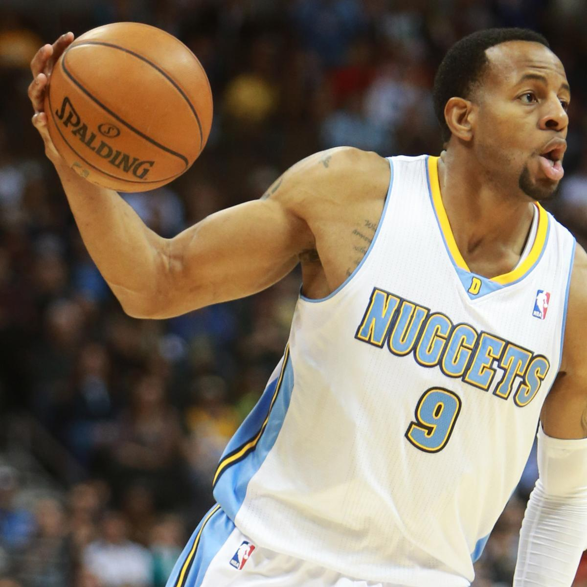 How Much Is Andre Iguodala Worth To The Denver Nuggets