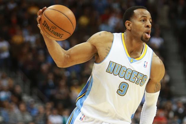 How Much Is Andre Iguodala Worth to the Denver Nuggets?
