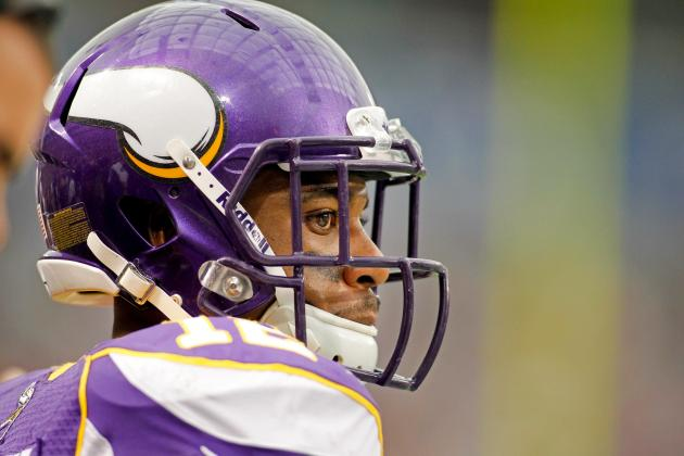 Percy Harvin: Vikings Shoudn't Cave to Demands of Star WR