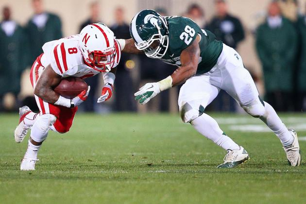 Michigan State Linebacker Denicos Allen Undergoes Foot Surgery