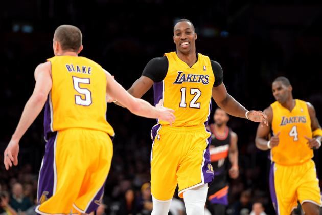 Lakers Beat Suns 91-85