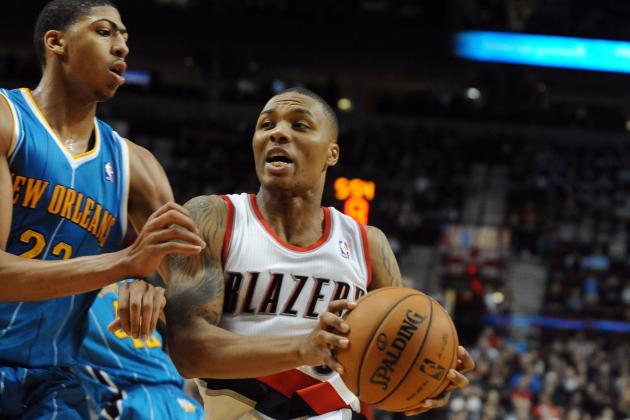Is Damian Lillard or Anthony Davis the Better Building Block Moving Forward?