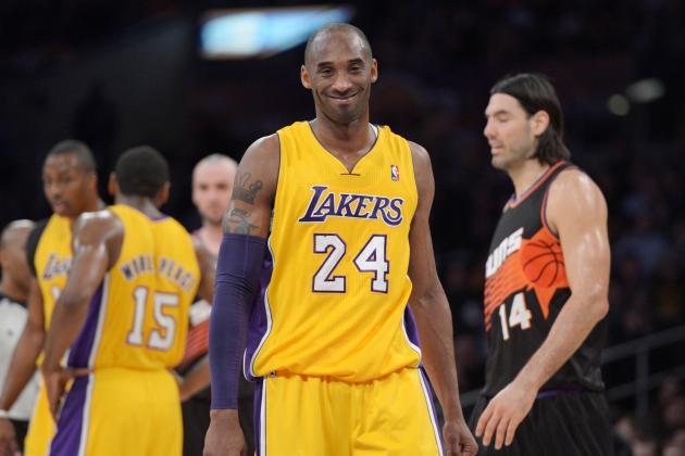 Lakers 91, Suns 85