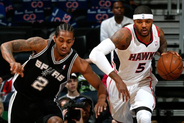 Josh Smith's Legendary Season Would Reach New Level in San Antonio